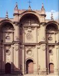 a87-Fachada de la Catedral de Granada (Cano) (S.XVII)